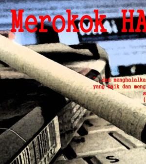 HARAM MEROKOK