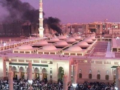 BOM MADINAH, FITNAH APA LAGI YG DIARAHKAN KEPADA UMAT ISLAM?