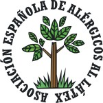 Logo Asociación alérgicos látex
