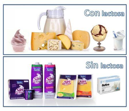 Recomendaciones Lactosa