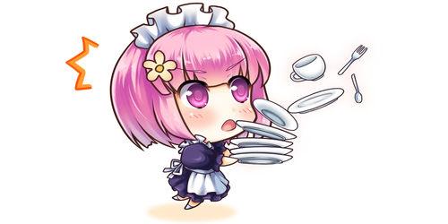 コーヒーレディーのぶっ〇けサービス♥