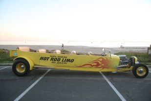 Santa Barbara Hot Rod Limo 15
