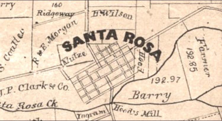 santarosatownship1866