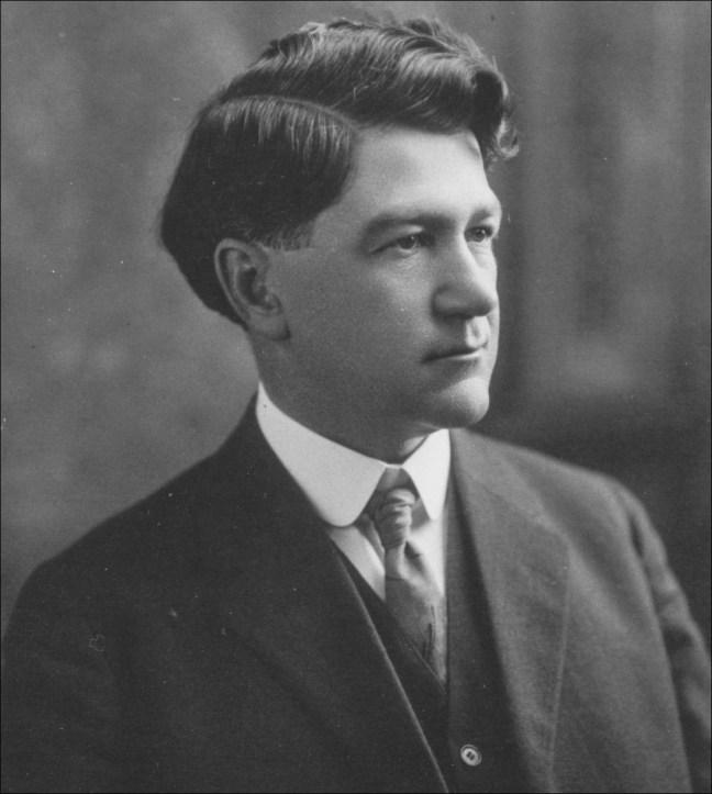 Dr. Samuel Saffell Bogle (1867-1941) Image courtesy Sonoma County L:ibrary