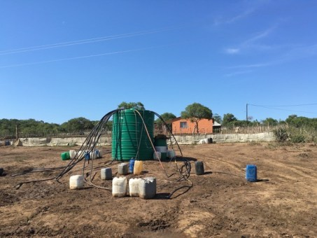Empangeni Watertank and water containers