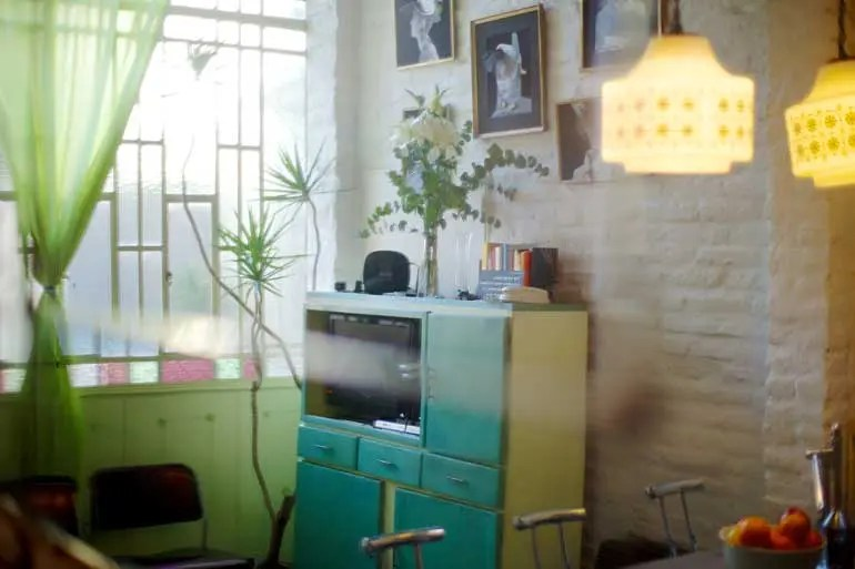 The Pad of San Telmo Loft