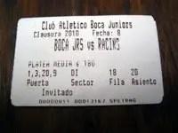 Boca Ticket