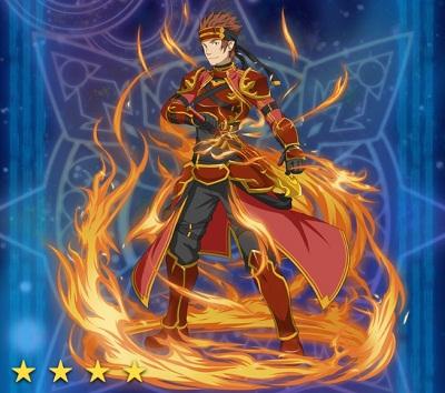 神炎の剣客 クライン