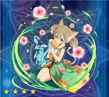 【花桃の雛】シリカ