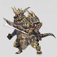 黄昏城の獣神