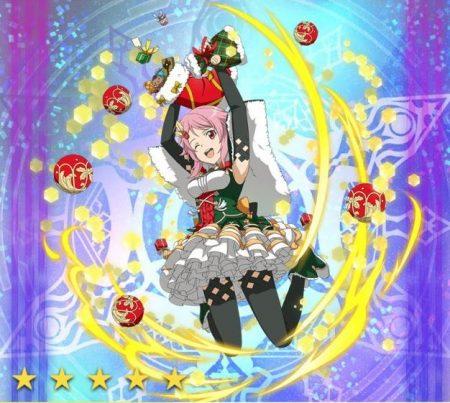【雪に舞う想い】リズベット