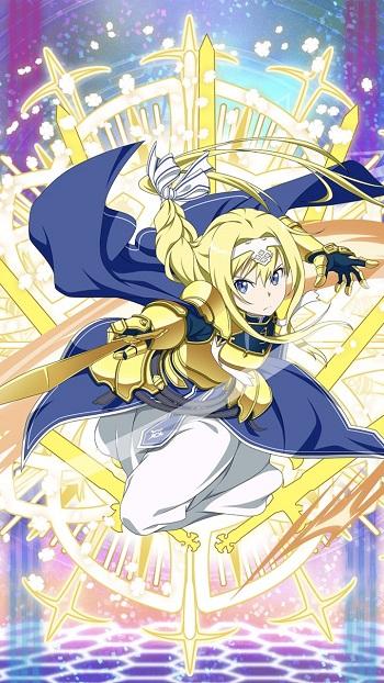 【誇りの剣戟】アリス