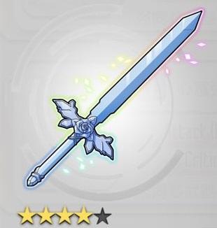 心意強化 青薔薇の剣