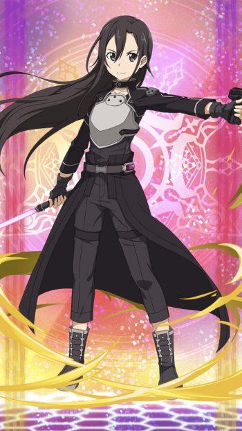 【黒衣の銃剣士】キリト