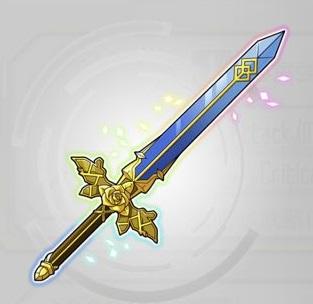 心意強化 青薔薇の氷剣