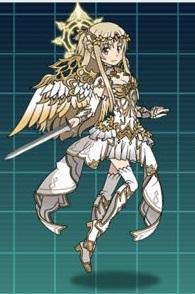 【守護者の剣】アスナ