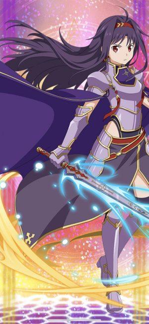 【絶剣の整合騎士】ユウキ