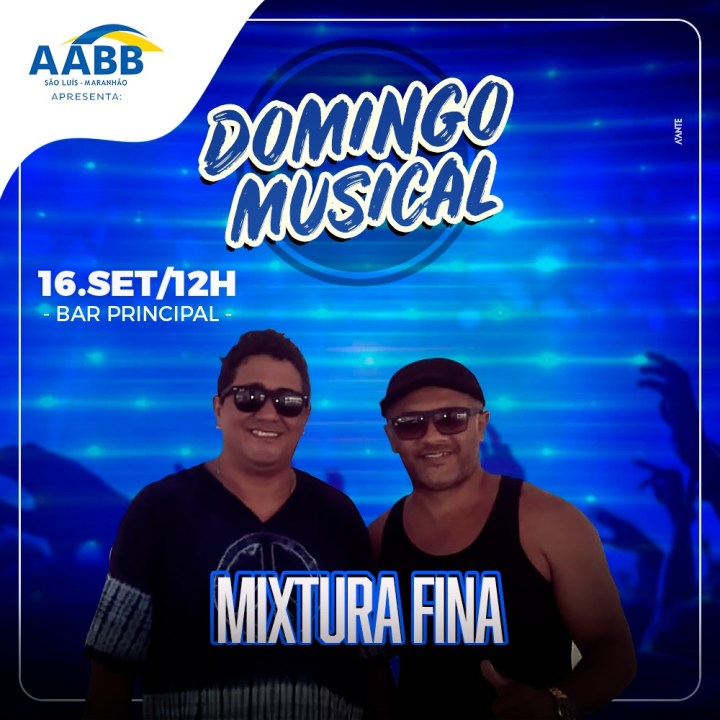 domingo musical 16-09-18