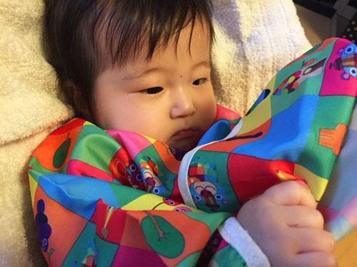 赤ちゃんの色彩感覚