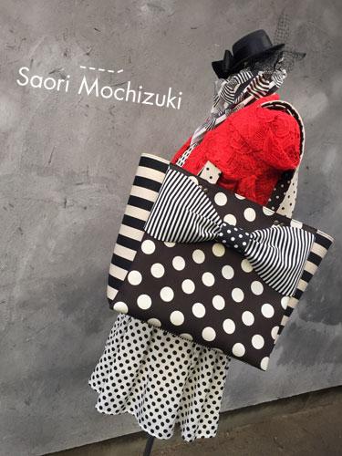 Saori Mochizuki 望月沙織 サオリモチヅキ 水玉バッグ ストライプ 中目黒 Accent Color 雑貨 zakka kawaii