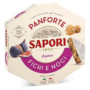 Panforte Figs and Walnuts - Sapori 1832
