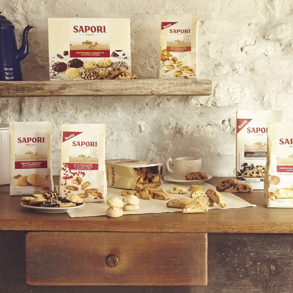 2014 Spotlight on flavour - Sapori 1832