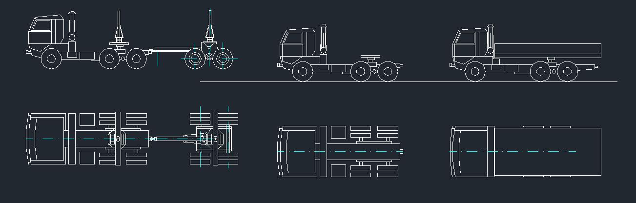 avtomobili - dwg