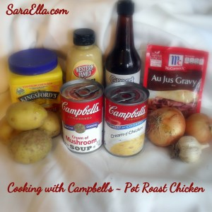pot roast chicken ingredients