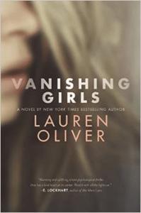 Pre-order Vanishing Girls from Amazon