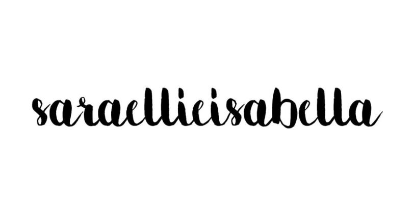 saraellieisabella_logo_fb
