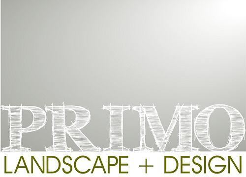 Primo Landscape and Design Logo