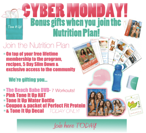 Cyber monday fit deals sarah fit tone it up cyber monday malvernweather Gallery