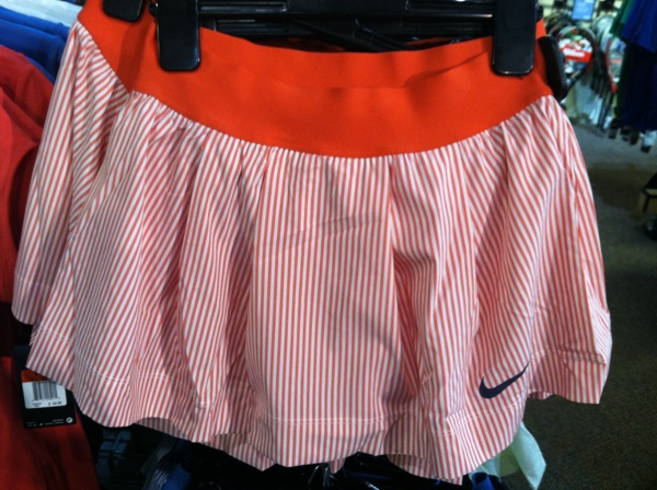 Holiday Tennis Skirt
