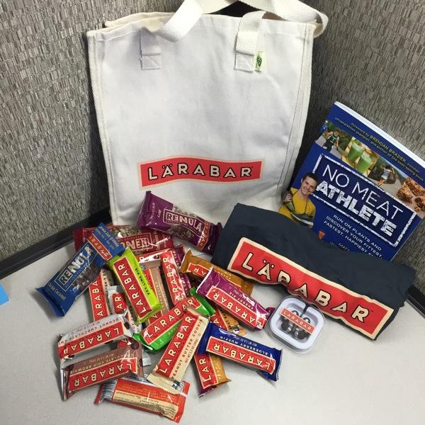 Larabar Giveaway