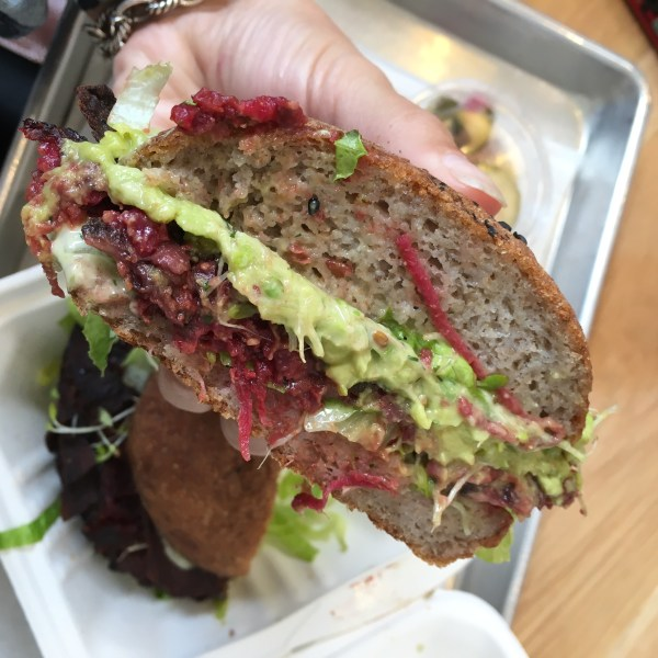 Seed and Salt Burger