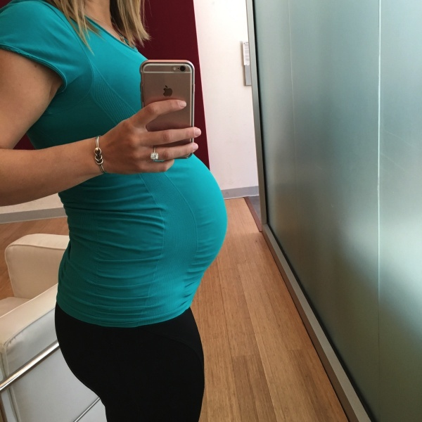 Pregnancy Update: Week 34