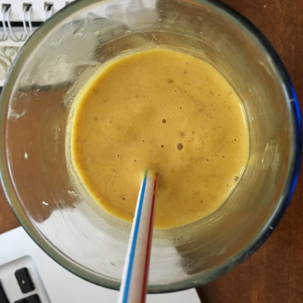 Making this smoothie will help you feel full and taste delicious. You ...