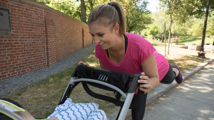 My Life On The Run: Fun Stroller Workout