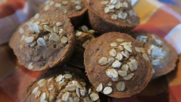 Morning Oatmeal Muffins (Gluten & Dairy Free)