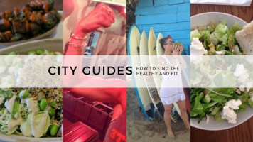 Go To City Guides For Healthy Living