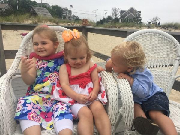 Cousins at 4th of July Picnic