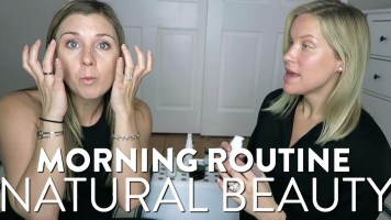 Morning Routine | How to get clear, glowing skin naturally!