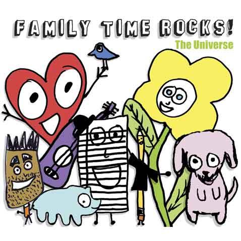 Family Time Rocks!