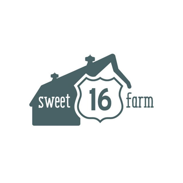 Sweet 16 Farm logo