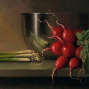 radish&onions