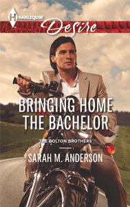 Bringing Home the Bachelor by Sarah M. Anderson