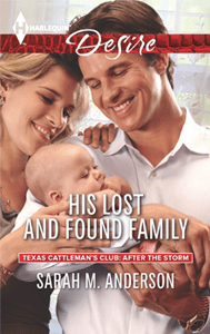 His Lost and Found Family by Sarah M. Anderson