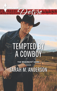 Tempted by a Cowboy by Sarah M. Anderson