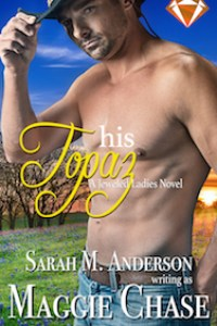 His Topaz by Maggie Chase