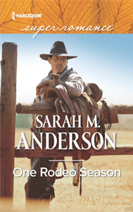 One Rodeo Season by Sarah M. Anderson